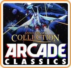 Anniversary Collection Arcade Classics para Nintendo Switch