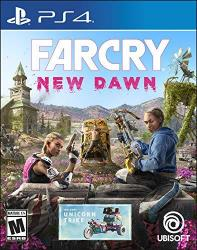 Far Cry New Dawn para PlayStation 4