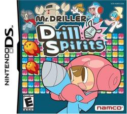 Mr. Driller Drill Spirits para Nintendo DS