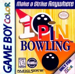 10 Pin Bowling para Game Boy Color