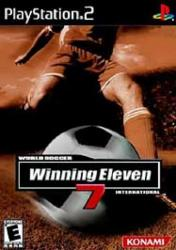 Winning Eleven 7 International para PlayStation 2