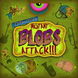 Tales From Space: Mutant Blobs Attack para Playstation Vita