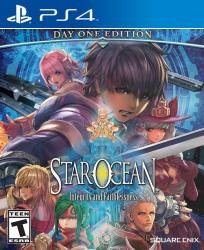 Star Ocean: Integrity and Faithlessness para PlayStation 4