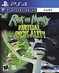 Rick and Morty: Virtual Rick-ality para PlayStation 4