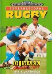 International Rugby para Mega Drive