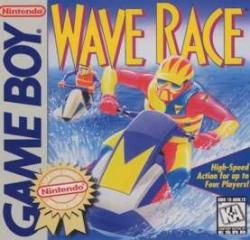 Wave Race para Game Boy