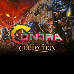 Contra Anniversary Collection para PlayStation 4