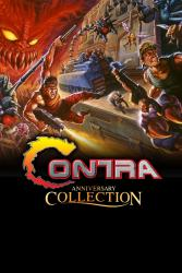 Contra Anniversary Collection para Xbox One