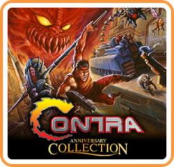 Contra Anniversary Collection para Nintendo Switch