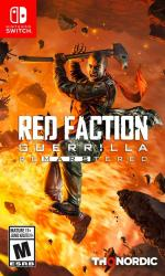 Red Faction: Guerrilla Re-Mars-tered para Nintendo Switch