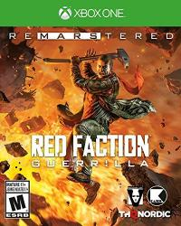 Red Faction: Guerrilla Re-Mars-tered para Xbox One