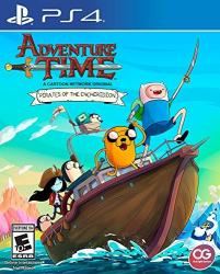 Adventure Time: Pirates of the Enchiridion para PlayStation 4