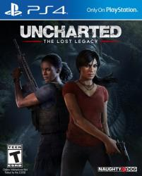 Uncharted: The Lost Legacy para PlayStation 4