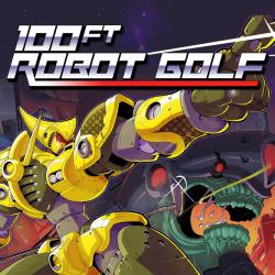 100ft Robot Golf para PlayStation 4
