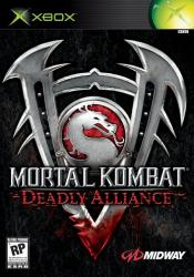Mortal Kombat: Deadly Alliance para Xbox