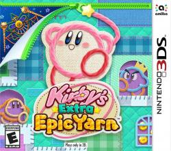 Kirby's Extra Epic Yarn para Nintendo 3DS