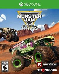 Monster Jam Steel Titans para Xbox One