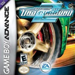Need for Speed Underground 2 para Game Boy Advance