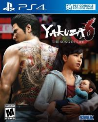 Yakuza 6: The Song of Life para PlayStation 4