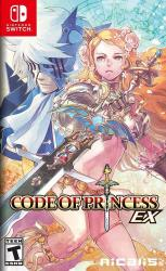 Code of Princess EX para Nintendo Switch
