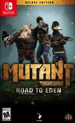 Mutant Year Zero: Road to Eden para Nintendo Switch