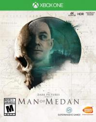 The Dark Pictures Anthology: Man of Medan para Xbox One