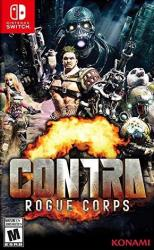 Contra: Rogue Corps para Nintendo Switch