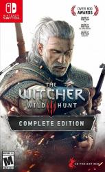 The Witcher 3: Wild Hunt - Complete Edition para Nintendo Switch