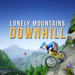Lonely Mountains: Downhill para PlayStation 4