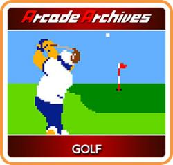 Arcade Archives: Golf para Nintendo Switch