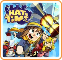 A Hat in Time para Nintendo Switch