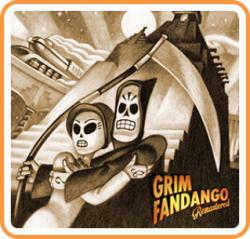 Grim Fandango Remastered para Nintendo Switch