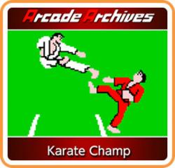 Arcade Archives: Karate Champ para Nintendo Switch