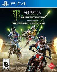 Monster Energy Supercross - The Official Videogame para PlayStation 4