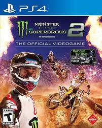 Monster Energy Supercross - The Official Videogame 2 para PlayStation 4