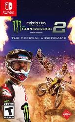 Monster Energy Supercross - The Official Videogame 2 para Nintendo Switch
