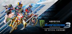 Monster Energy Supercross - The Official Videogame 3 para PC