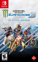 Monster Energy Supercross - The Official Videogame 3 para Nintendo Switch