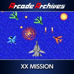 Arcade Archives: XX Mission para PlayStation 4
