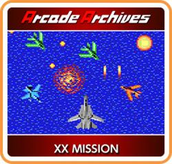 Arcade Archives: XX Mission para Nintendo Switch