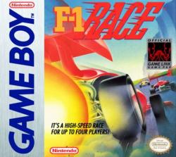 F-1 Race para Game Boy