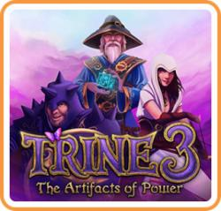 Trine 3: The Artifacts of Power para Nintendo Switch