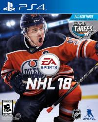 NHL 18 para PlayStation 4