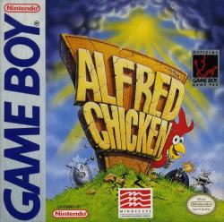 Alfred Chicken para Game Boy