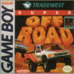 Super Off Road para Game Boy