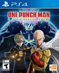 One Punch Man: a Hero Nobody Knows para PlayStation 4