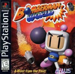 Bomberman World para PlayStation