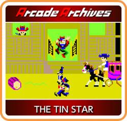 Arcade Archives: The Tin Star para Nintendo Switch