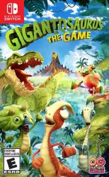 Gigantosaurus: The Game para Nintendo Switch