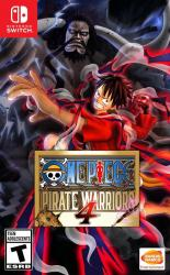 One Piece: Pirate Warriors 4 para Nintendo Switch